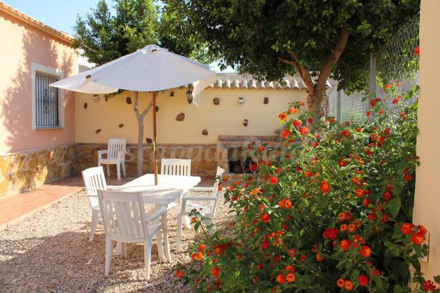 11 casas rurales cerca de tallante murcia for Restaurante casa jardin murcia