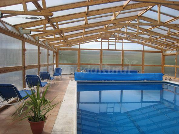 Casa rural huerta pinada i y ii casa rural en pliego - Casa rural murcia piscina climatizada ...