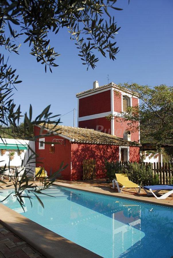 Fotos de el palomar casa rural en alhama de murcia murcia - Casa rural murcia piscina climatizada ...