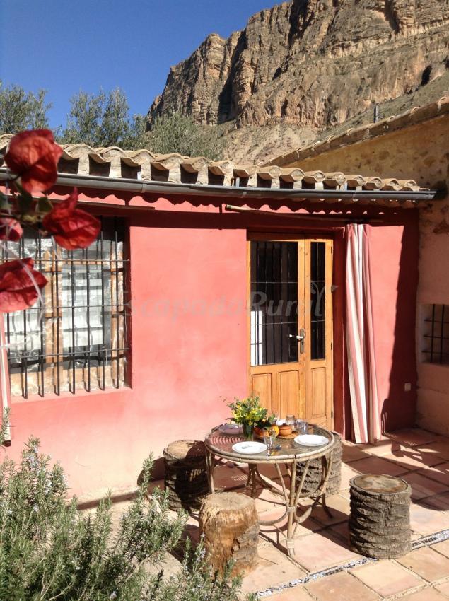 Casas rurales en ricote murcia - Casa rural murcia piscina climatizada ...