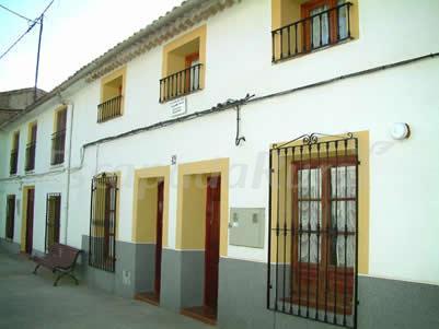 Casa la senda casa rural en benizar murcia - Casas rurales benizar ...