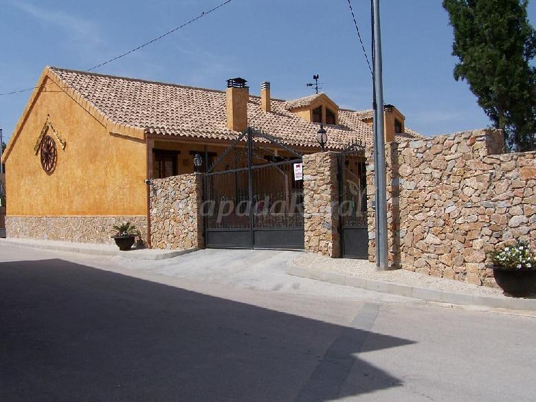 Fotos de el viejo establo casa rural en fortuna murcia - Casa rural el viejo establo ...