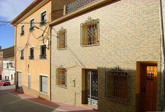 Casa rural la plaza casa rural en benizar murcia - Casas rurales benizar ...