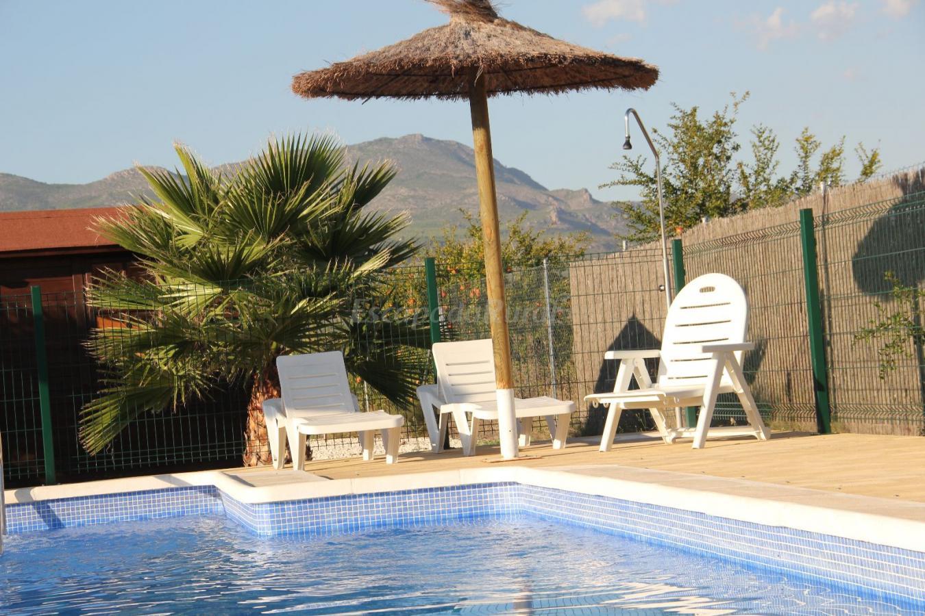 Fotos de casa rural alharabe casa rural en moratalla - Casa rural murcia piscina climatizada ...