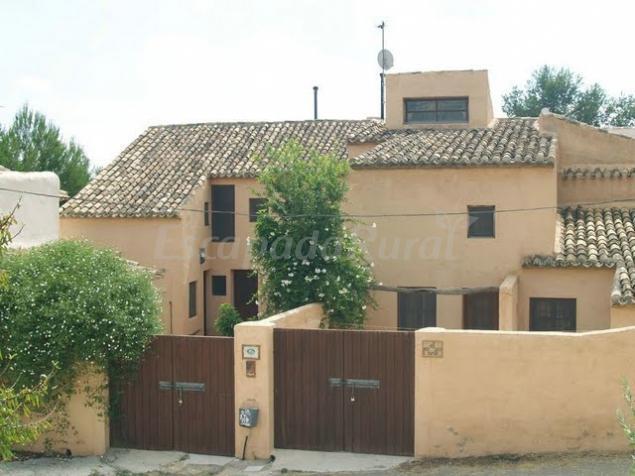 Casas rurales el lebrillo y la tinaja casa rural en for Casas de citas en murcia