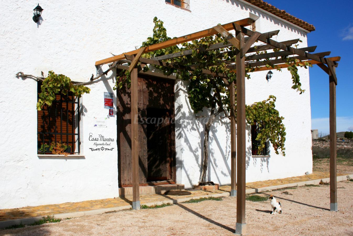 Fotos de casa maxima casa rural en yecla murcia for Casas de citas en murcia