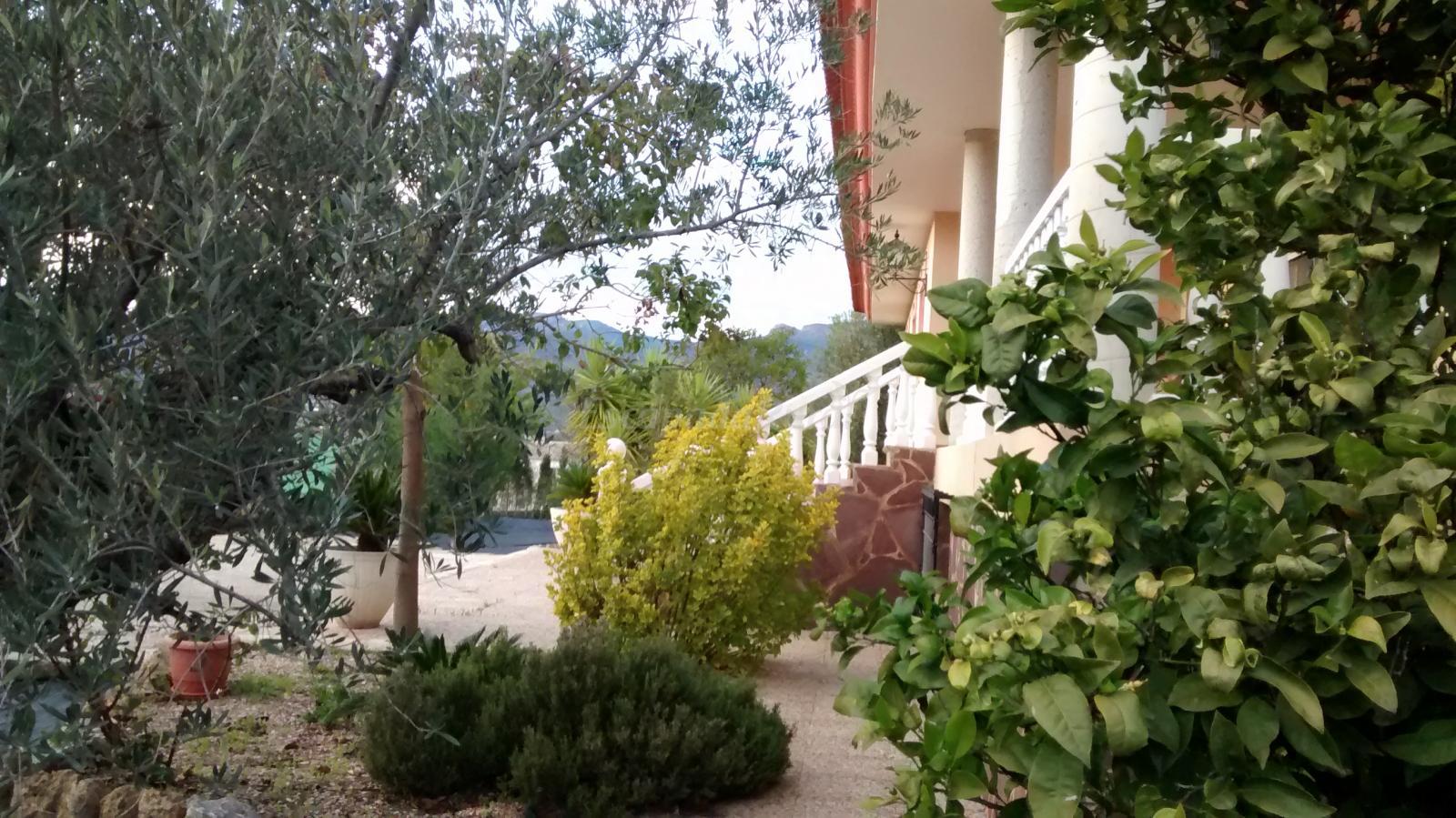 Fotos de casa de lozano y rueda casa rural en moratalla for Casa jardin murcia