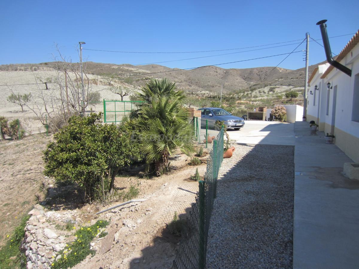 Fotos de las casas del nene casa rural en cartagena murcia for Casa jardin murcia