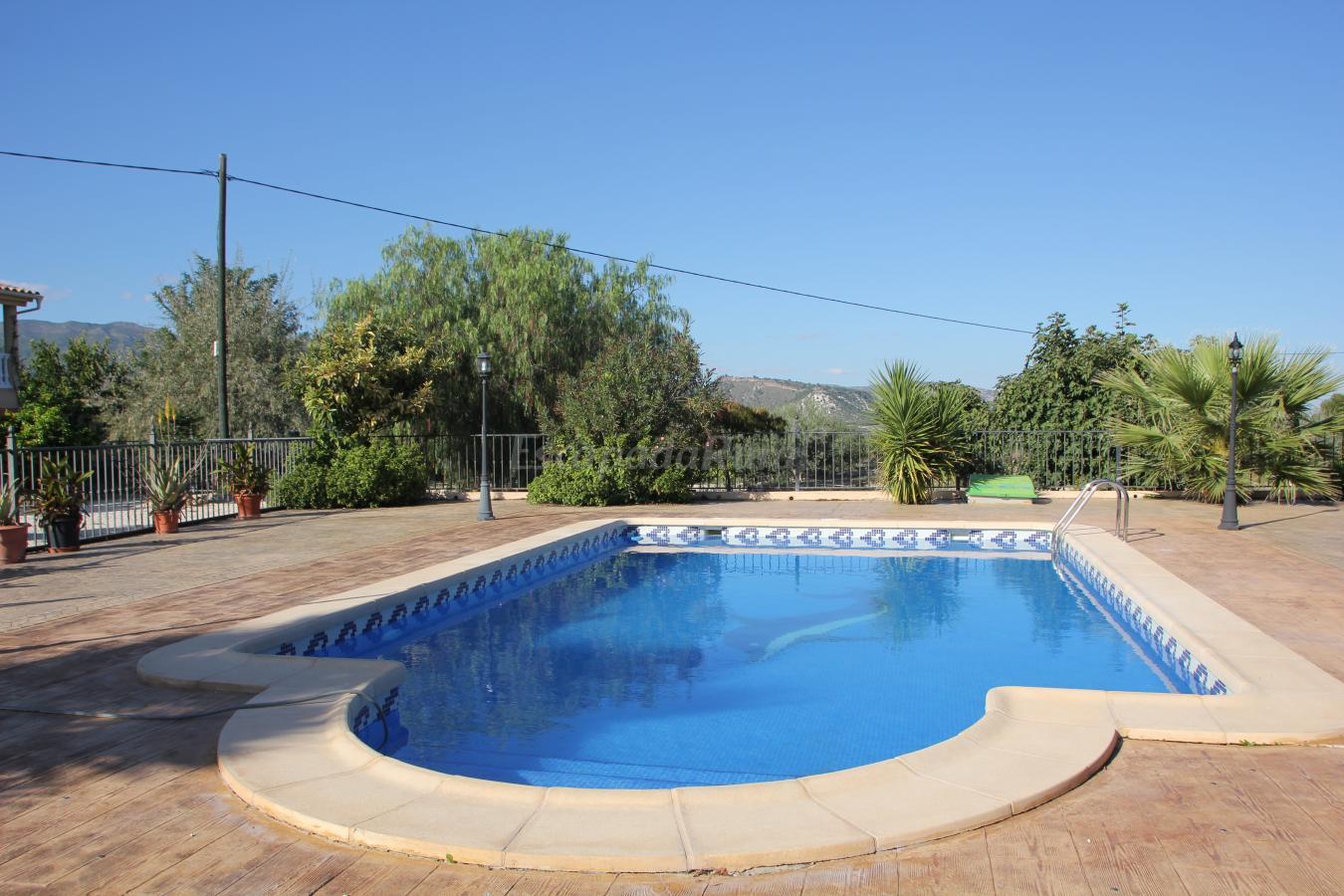 Fotos de casa rural el gorros casa rural en moratalla - Casa rural murcia piscina climatizada ...