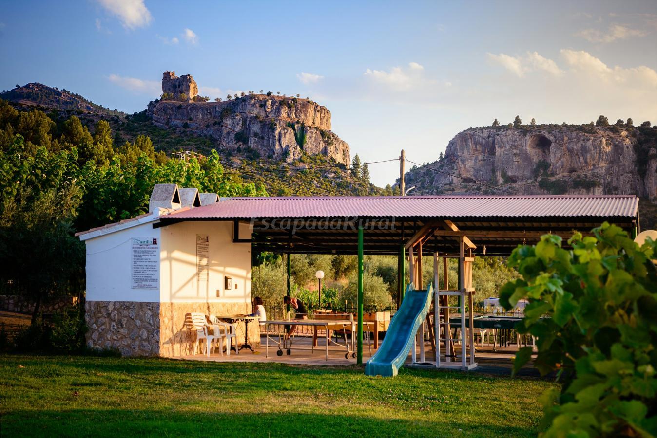 Fotos de casas el castillo casa rural en benizar murcia - Casa rural el castillo ...