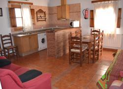 Casas el castillo casa rural en benizar murcia - Casas rurales benizar ...