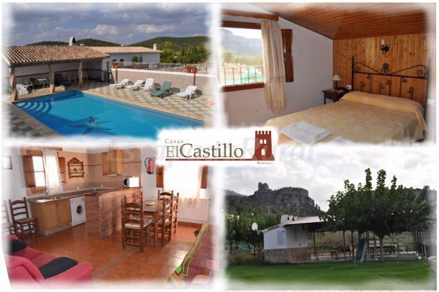Opiniones sobre casas el castillo murcia - Casas rurales benizar ...