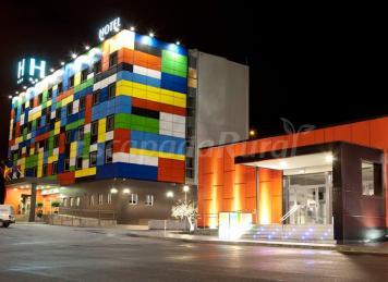 Hotel sercotel riscal casa rural en puerto lumbreras murcia - Hotel riscal puerto lumbreras ...