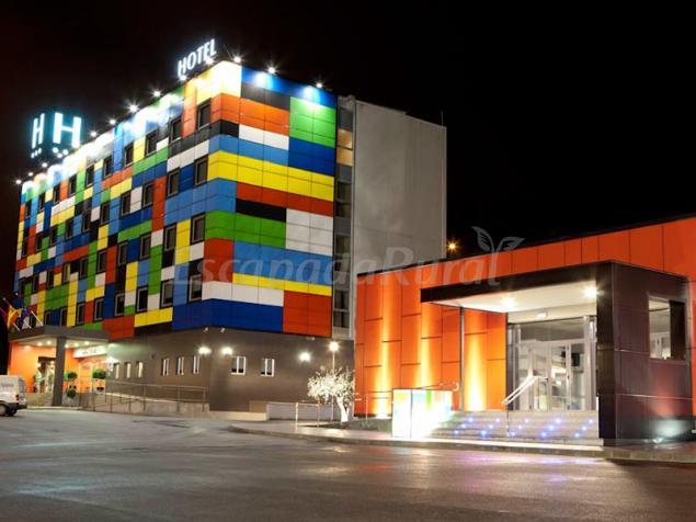 Hotel sercotel riscal casa rural en puerto lumbreras murcia - Hotel en puerto lumbreras ...