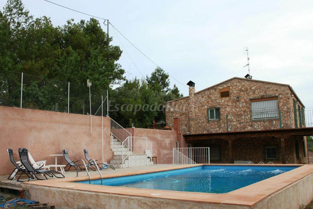 Fotos de casa de los molejones casa rural en totana murcia - Casa rural murcia piscina climatizada ...