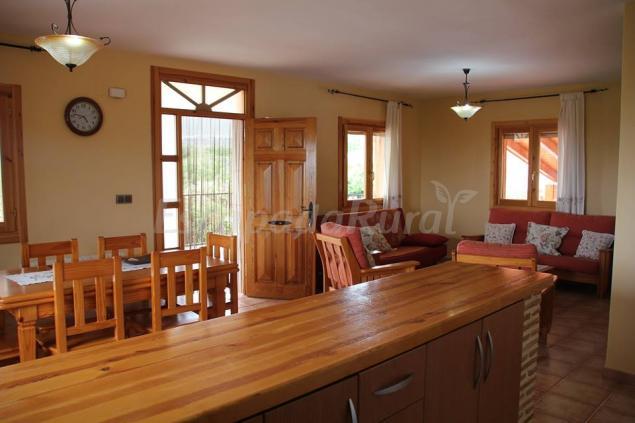 Casa parada la noguera casa rural en moratalla murcia - Casas rurales benizar ...