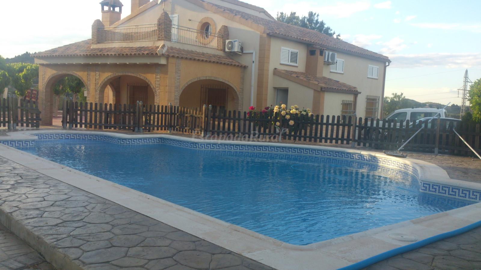 Casa Rural El Ca N Casa Rural En Ceheg N Murcia  # Muebles Cehegin