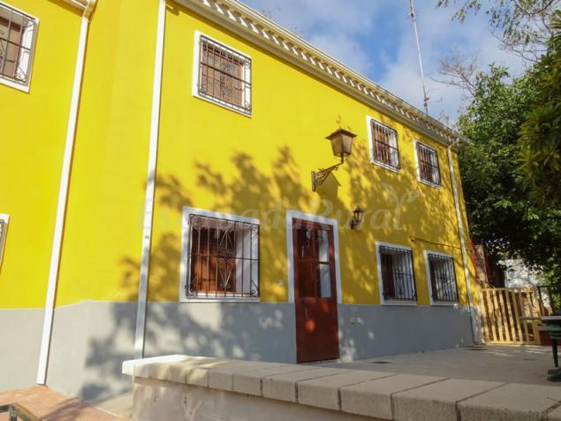 Complejo rural atalaya casa rural en cieza murcia - Casa rural cieza ...