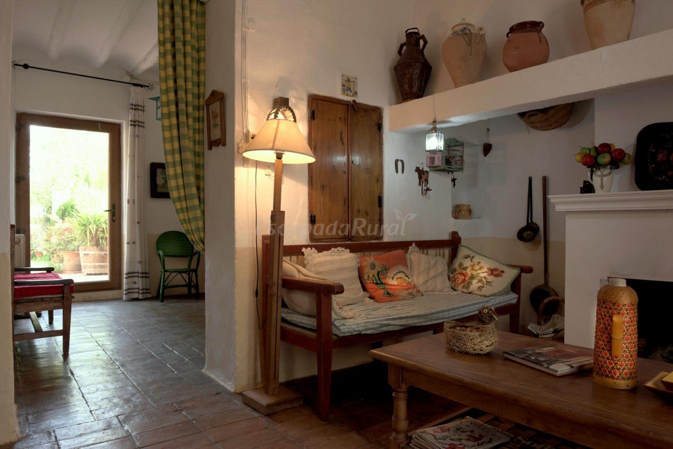 Fotos de casa santa elena casa rural en yecla murcia - Casa rural santa elena ...