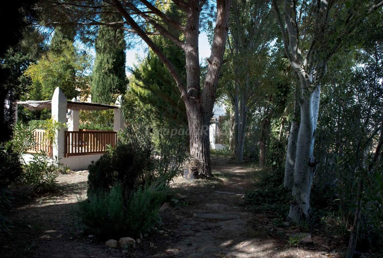Fotos de casa santa elena casa rural en yecla murcia for Casa jardin murcia