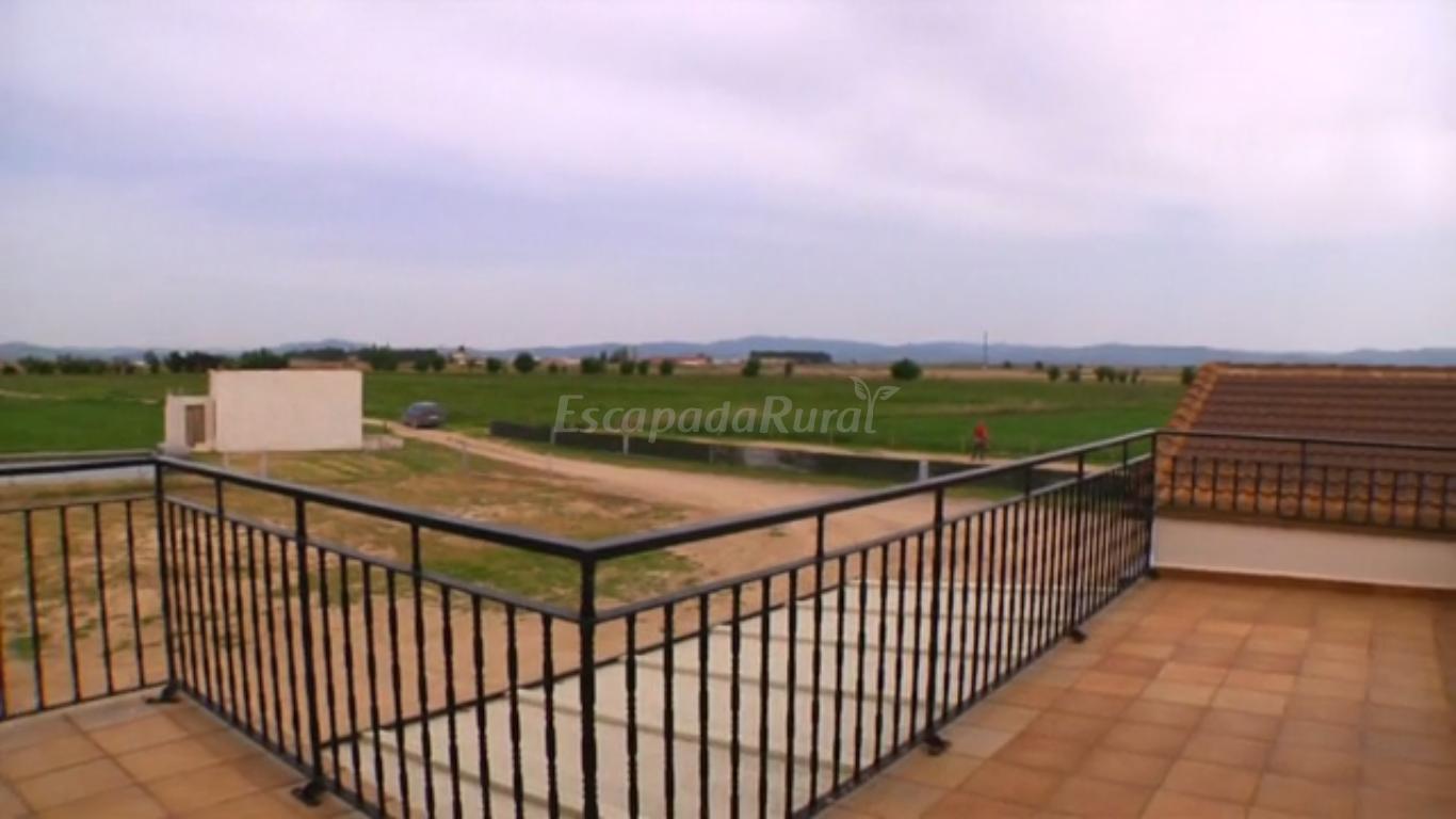 Fotos de bardenas park casa de campo em figarol navarra - Casa de campo park ...