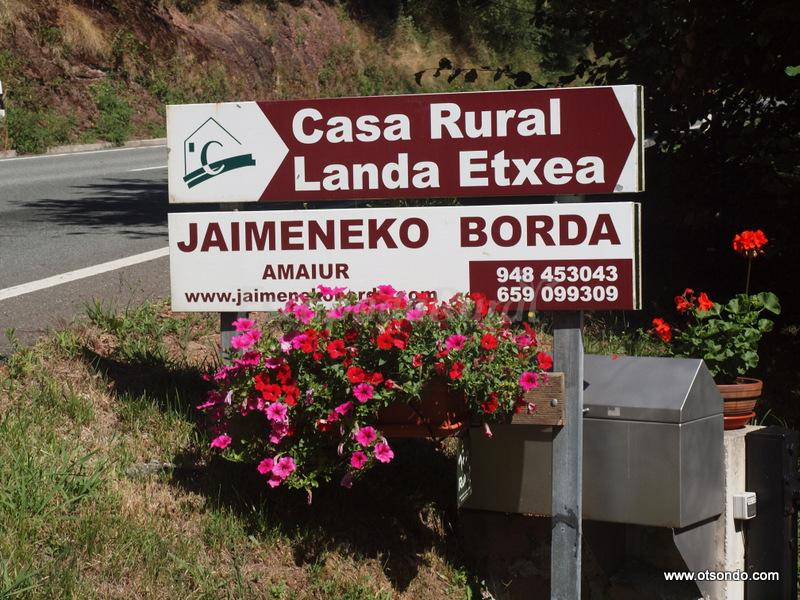 Fotos de jaimeneko borda casa rural en amaiur maya navarra - Casa rural amaiur ...
