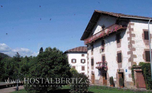 Casas rurales en narbarte navarra - Casas rurales pais vasco alquiler integro ...