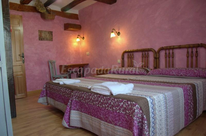Fotos de casa rural bardena blanca 1 casa rural en - Casa rural arguedas ...