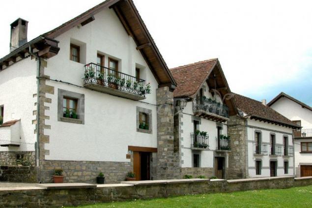 Artxola casa rural en ochagav a otsagabia navarra - Casa rural en ochagavia ...