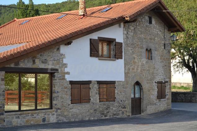 Casa Maestro Izal Casa Rural En Izalitzalle Navarra