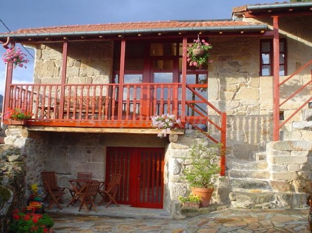Casa y apartamento a casa da eira casa rural en cerreda ourense - Apartamentos alquiler ourense ...