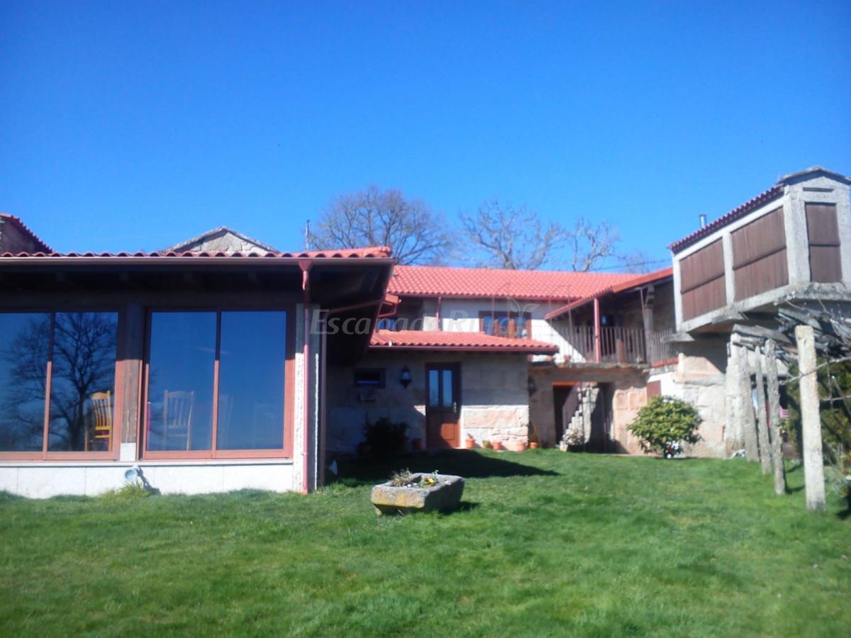 Fotos de casa anxelina casa de campo em astureses ourense - Casas de campo en galicia ...