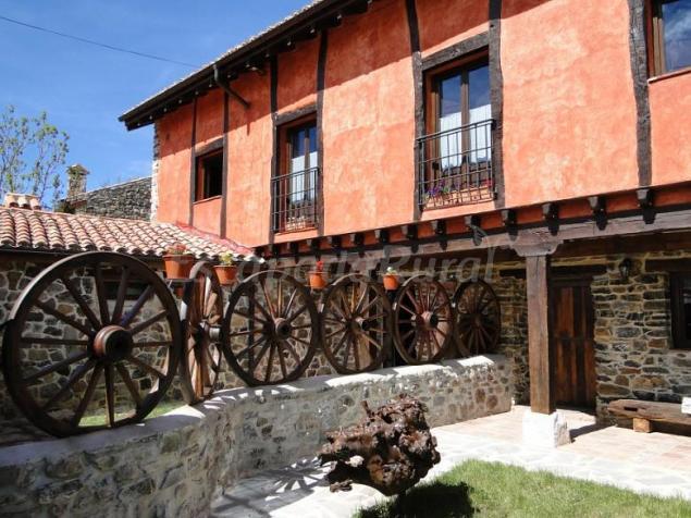66 Casas Rurales Cerca De Alba De Los Cardanos Palencia