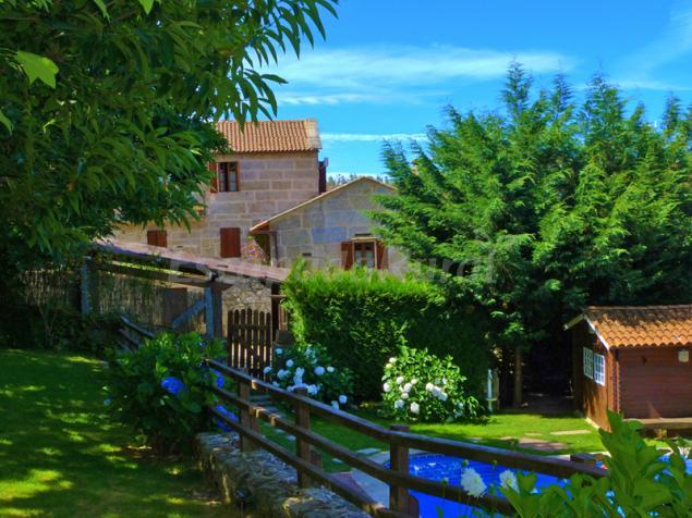 71 casas rurales en galicia con jacuzzi - Casa rural con jacuzzi aragon ...