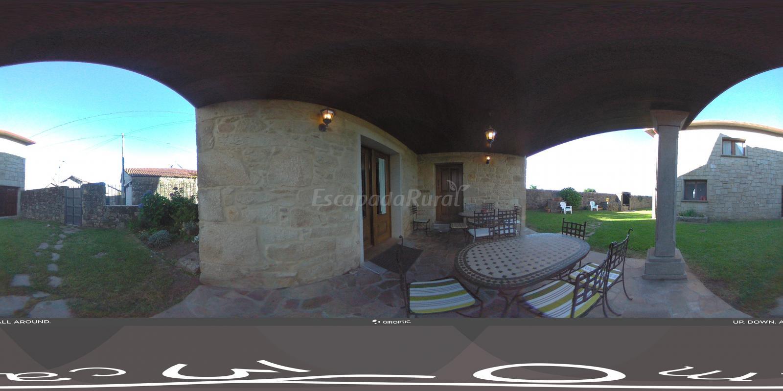 Fotos de casa de brea casa rural en a estrada pontevedra - Casas prefabricadas pontevedra ...