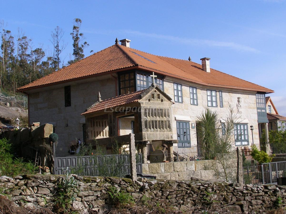Fotos de casa rural a rega casa rural en poio pontevedra - Casas prefabricadas pontevedra ...