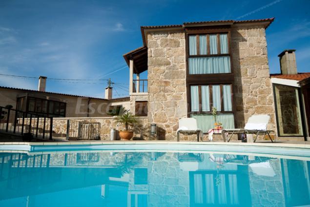 Fotos de casa do ferreiro o sineiro i y ii casa rural for Casa rural para 15 personas con piscina