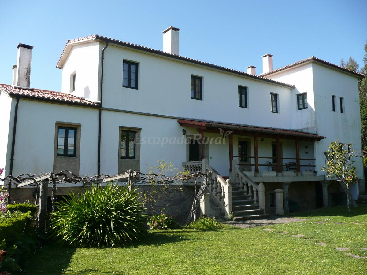 Foto di casa sueiro casa vacanze acuntis pontevedra - Mi casa pontevedra ...