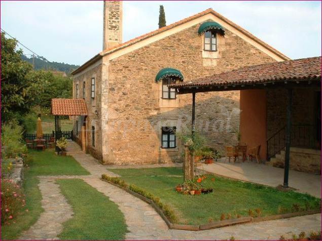 Casa dos cregos casa rural en bascuas pontevedra - Casa dos cregos ...