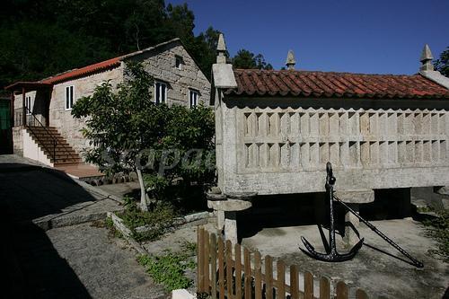 Fotos de casa do tom s casa rural en mar n pontevedra - Casa rural marin ...