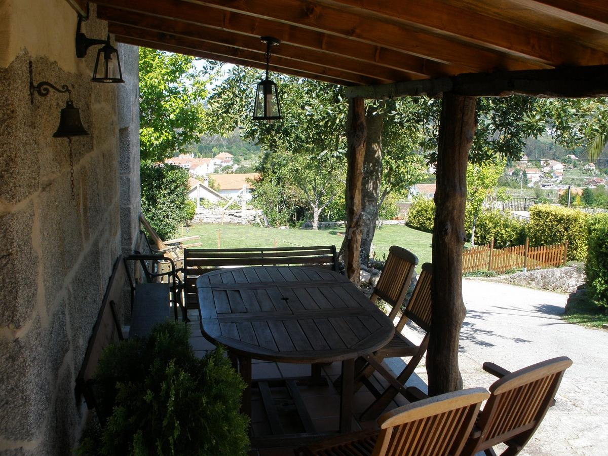 Fotos de casa da barreira y a cantina casa rural en - Casas prefabricadas pontevedra ...