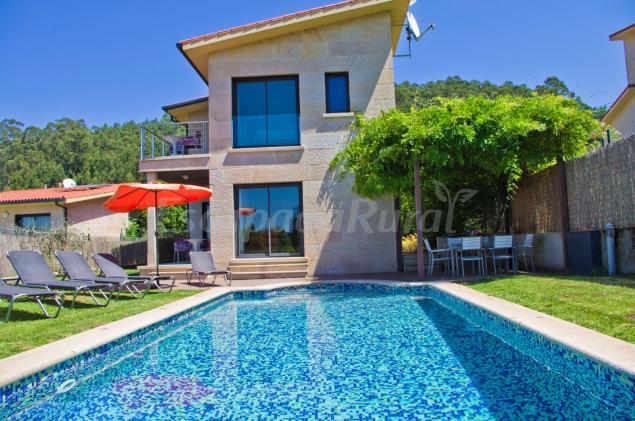 ebda2a0c164e3 Areal de Barra - Casa rural en Cangas do Morrazo (Pontevedra)