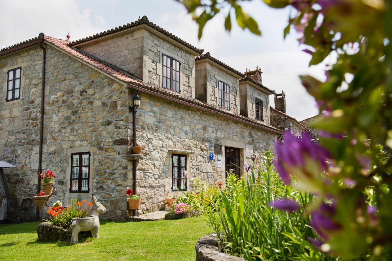 Fotos de casa de cacheiro casa rural en silleda pontevedra - Casa rural silleda ...
