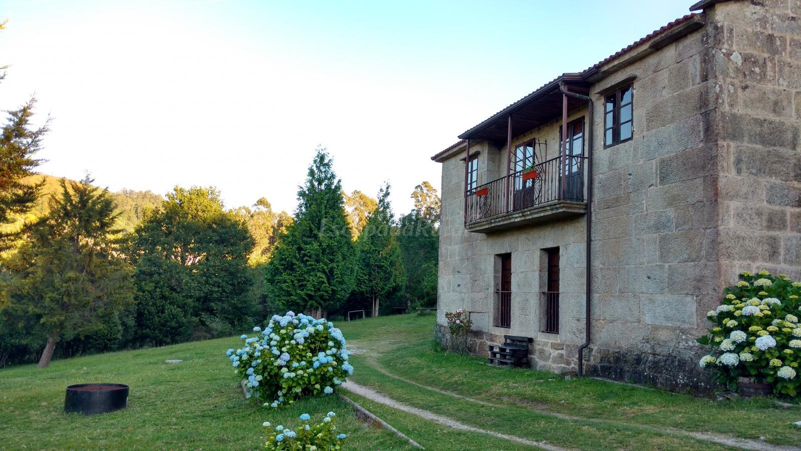 Fotos de casa d 39 agosto casa rural en fornelos de montes - Mi casa pontevedra ...