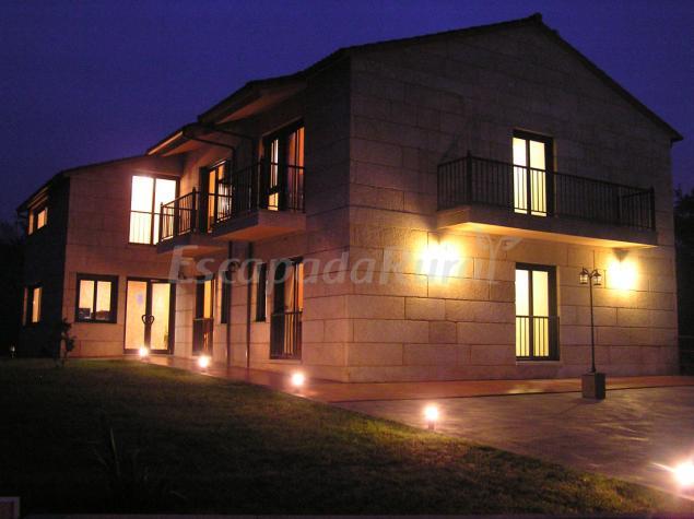 Casa das breas casa rural en salvaterra de mi o pontevedra - Alquiler casa mino ...