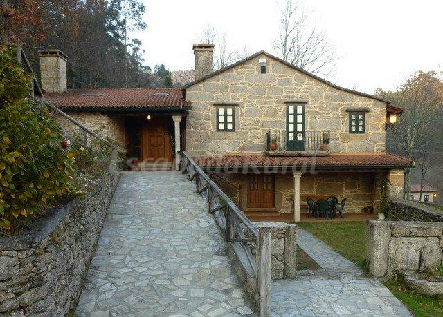Fotos de a regueira dos ojea casa rural en salceda de caselas pontevedra - Casas rurales galicia ofertas ...