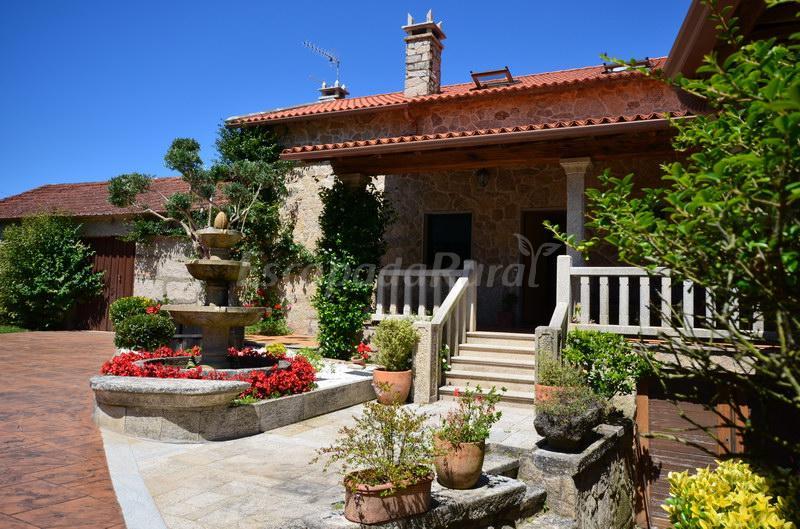 Fotos de casa ameneiros casa rural en sanxenxo pontevedra - Casa rural ameneiros sanxenxo pontevedra ...