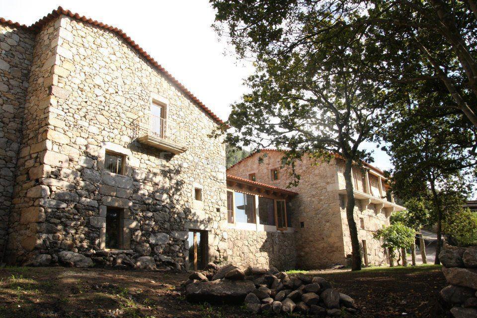 Fotos de casas do sobral casa rural en oia pontevedra - Casas prefabricadas pontevedra ...
