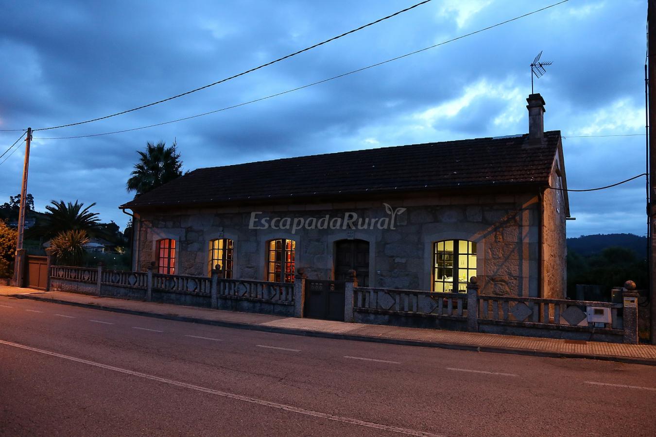 Fotos de casa rural o lar de lita casa rural en portas - Casas prefabricadas pontevedra ...