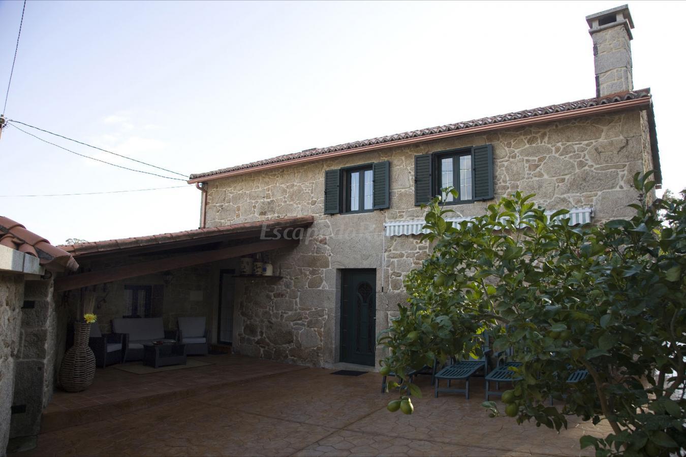 Fotos de casa da braga a casa de campo emcuntis pontevedra - Casas de campo en galicia ...